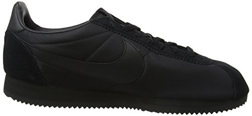 Nylon Black Men Sneakers Classic Black 012 Top white Cortez s Low NIKE Black nUq4pOaw