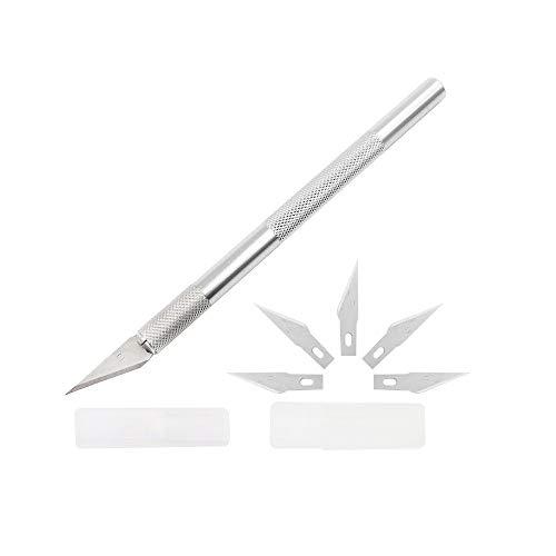 (COMIART Precision Hobby Cutting Caving Knife Sculpture Tool)