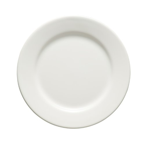 Waechtersbach Fun Factory II White Dinner Plates, Set of 4