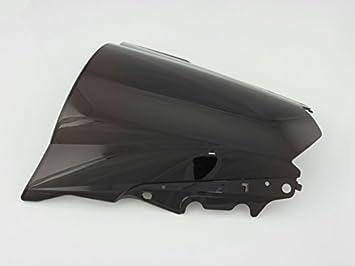 Racingscheibe MRA f/ür Yamaha YZF-R3 15-18 schwarz