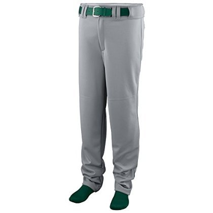 Youth Series Baseball/Softball Pants - SILVER GREY - X-LARGE by Augusta Sportswear