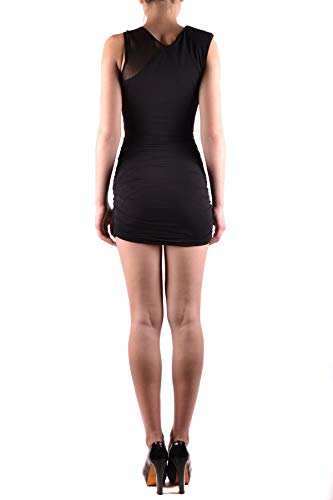 Vestido Negro Viscosa Pinko Mujer Mcbi34354 PqzSSA