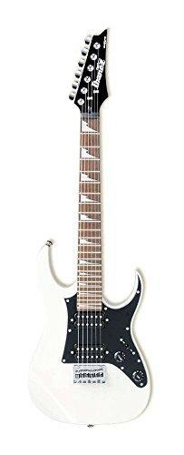 Ibanez GRGM21-WHGIO Mikro - Guitarra eléctrica (tamaño 3/4)