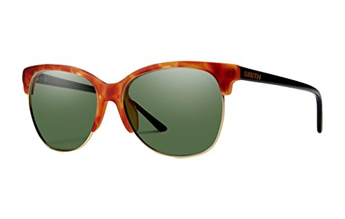 Smith Rebel ChromaPop Polarized Sunglasses, Matte Honey - Sunglasses Smith Rebel