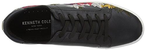 2 Abbazia Nero Ricamato Donna Up Piattaforma Kenneth Da Cole York Sneaker Lace New tUqq1wFI