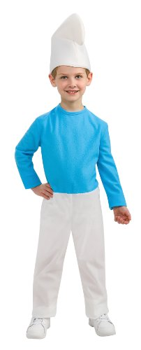The Smurfs Movie 2 Smurf Costume, (Halloween Smurfs)