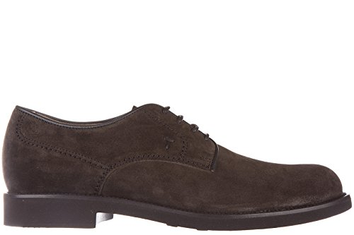 tods-mens-classic-suede-lace-up-laced-formal-shoes-derby-rubber-light-brown-us-size-7-xxm0wp00c20re0