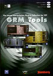 GRM Tools for VST (Windows 95/98 or Mac)