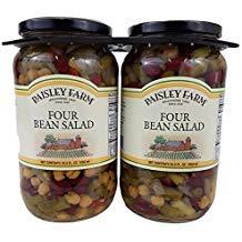 (Paisley Farm 4 Bean Salad - 35.5 ounce (Pack of 2))