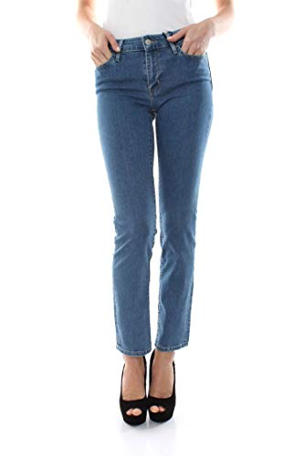 Levis Jeans Levis 712 Slim Jeans Bleu 712 shQdCrxt