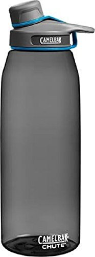 CamelBak Chute Water Bottle, 1.5 L, Charcoal