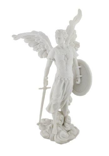 Marbled Archangel Saint Michael Warrior (Saint Michael Statues)