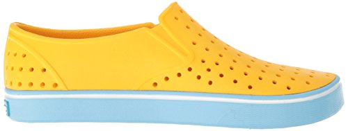 Native Water Blue Yellow Miles Women's Shoe Groovy Sky qnf6C