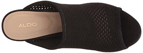 Eu Mule Femmes Chaussures Taille De Black 37 Couleur Noir Nubuck 6 Us Aldo 4ZHRnZ