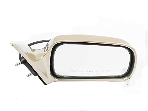 MotorKing TM1030-R-4M9 Passenger Side Power Door Mirror (Fits For 97-01 Toyota Camry - FOR US MODELS ONLY)
