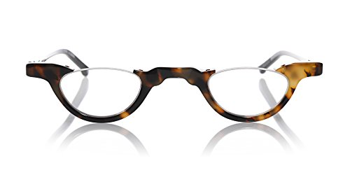 ce085e24c2c8 eyebobs Topless, Tortoise and Black Reading Glasses - SUPERIOR QUALITY-because  your eyes deserve