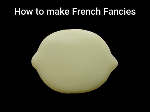 How to make French Fancies (No Bake Snacks For Kids To Make)
