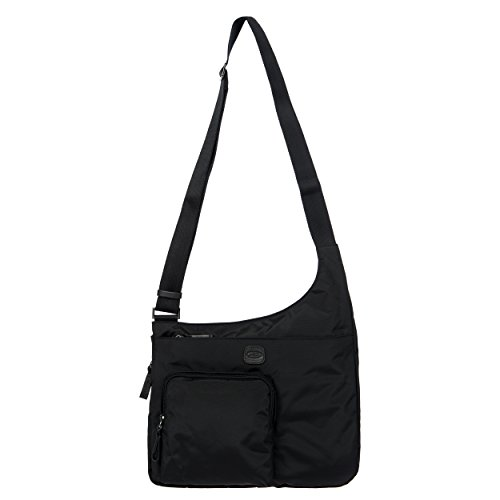 31 nero Bandoulière Noir X Cm Bric's bag Sac wpnFq44a