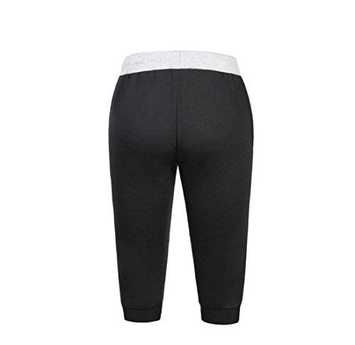 d813edca7039 Respctful Men Sport Fitness Jogging Elastic Stretchy Cotton Mid Waist  Bermuda Sweatpants Short Pant