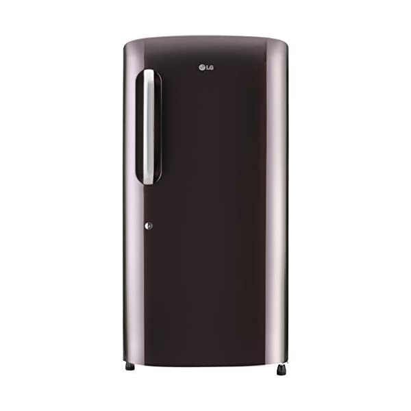 LG 215 L 5 Star Inverter Direct-Cool Single Door Refrigerator (GL-B221ARSZ, Russet Sheen) 2021 July Direct-cool refrigerator: Economical and Cooling without fluctuation Capacity 215 litres: Suitable for families with 2 to 3 members and bachelors Energy Rating 5 Star: Best in class efficiency