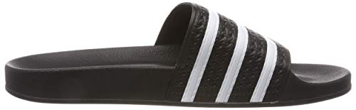 0 black Sandales Mixte Adulte black Originals Noir Adilette Adidas white 280647 yv7qPW6cw