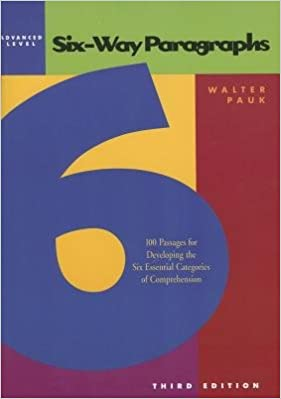 6 WAY PARAGRAPHS EPUB