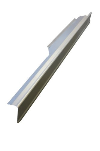 Motor City Sheet Metal - Works With 1997-03 Ford F-150 Pickup Ext. Cab Outer Rocker Panel Passenger Side