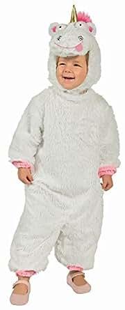 510282 (Toddler) Minions Fluffy Costume Unicorn