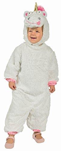 Despicable Me Unicorn Costume (510282 (Toddler) Minions Fluffy Costume Unicorn)