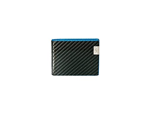 Common Size Blue Max Fibers Twill Wallet Common Fibers One Men's 5nOfRvxwqT