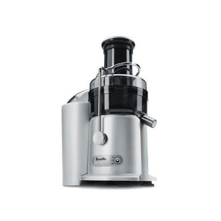 Breville Juice Fountain Plus Electric Juicer (Black & Silver) by Breville