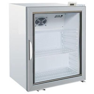 Maxx Cold MXM1-3.5F Reach In Freezer Countertop Glass Door Merchandiser