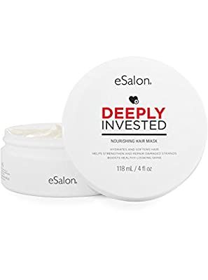 Nourishing Hair Mask (Color Safe) by eSalon - Deeply Invested