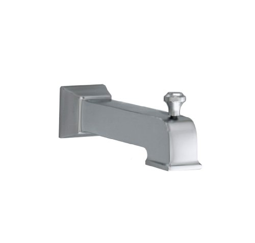 American Standard 8888.315.295 Town Square Brass Diverter Tub Spout, Satin Nickel