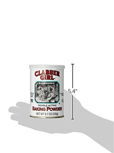 019900003202 - Clabber Girl Baking Powder carousel main 5