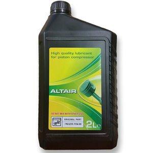 Aceite sintético Altair 2 litros para compresor de pistón ABAC DeVilbiss