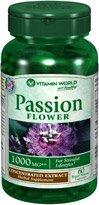 Vitamin World Passion Flower 1000mg, 60 Capsules