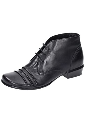 piazza-womens-bootee-black-size-39