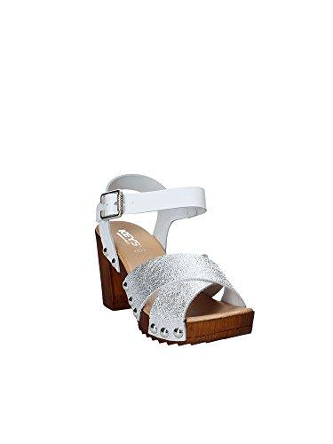 Keys 5864 High Heeled Sandals Women Grey 36 OnYeidCU