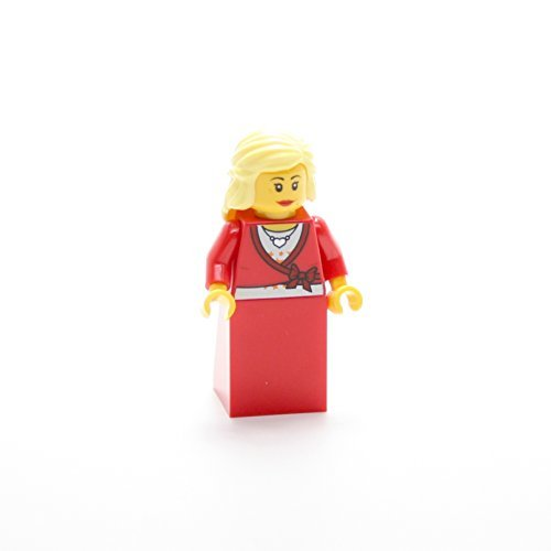 LEGO Collectible Minifigures 2011 Kingdoms Series CASTLE QUEEN (Loose Figure)