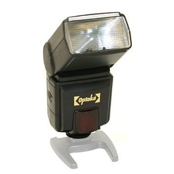 Opteka E-TTL II EF-600 DG Super velocidad Blitz Flash para Olympus ...