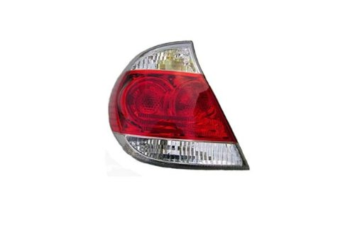 Toyota Camry Tail Light - Left (Driver Side) USA (LE/XLE) 2005-2006