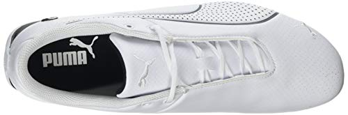 White Puma Mms Bmw puma anthracite 02 Mixte Cat Sneakers Adulte Blanc Ultra Basses Future wwPUqrA