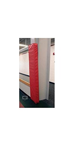 I-Beam Gymnasium Polyurethane Wrap Pad (Polyurethane for 10 in. Beam) by Gared