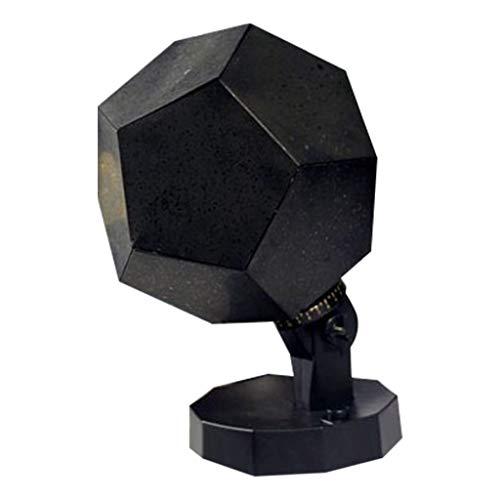 ROLYPOBI Light Bulbs Romantic Planetarium Star Projector Cosmos Night Sky Lamp