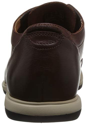 Uomo Tan Stringata British GLANSTON Wing Clarks Hq4YR7