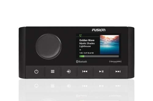 Fusion MS-RA210 Stereo with AM/FM, Bluetooth, SiriusXM, USB & 2-Zones