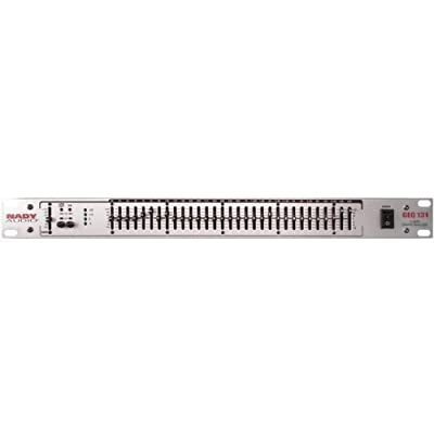 Nady - 1-chann Graphic Equalizer from Nady