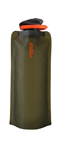 Vapur Eclipse Water Bottle 1-Liter Olive
