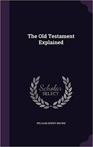 Book The Old Testament Explained